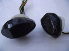 Honda CB919F (2002-2008), Smoked lens LED mount indicators
